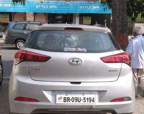 2017 Hyundai i20 Sportz 1.2 MT for sale in Patna