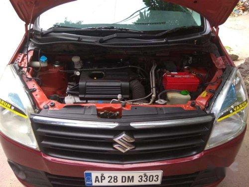 2011 Maruti Suzuki Wagon R LXI MT in Hyderabad