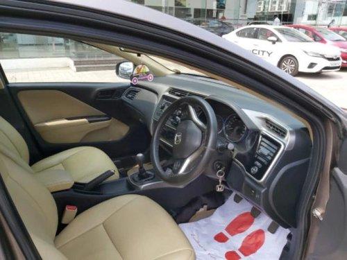 Used 2015 Honda City MT for sale in Kottayam