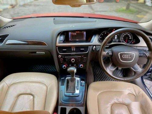 Used Audi A4 2.0 TDI 2013 AT for sale in Kolkata