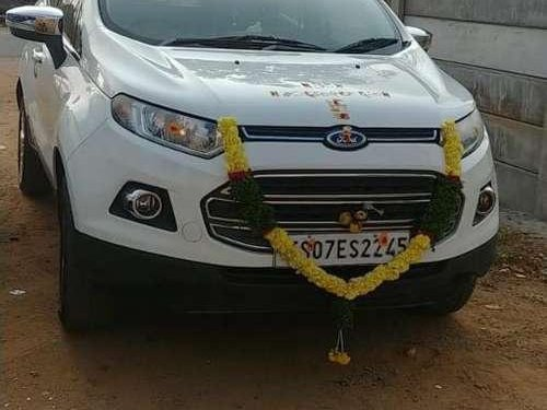 2015 Ford EcoSport MT for sale in Hyderabad