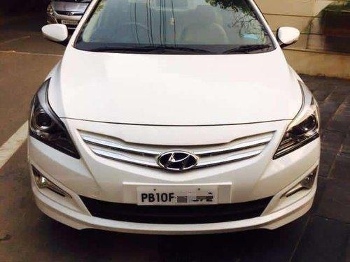 2015 Hyundai Fluidic Verna MT for sale in Ferozepur