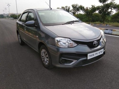 2018 Toyota Etios Cross 1.4 GD MT in Hyderabad