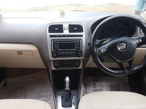 2015 Volkswagen Vento 1.5 TDI Highline BSIV AT in Mumbai