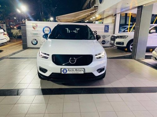 Used 2018 Volvo XC40 AT for sale in Pune