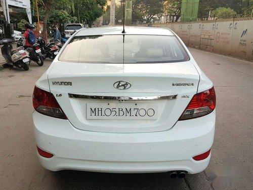 Hyundai Verna Fluidic 1.6 CRDi SX Opt, 2012, Diesel AT in Mumbai