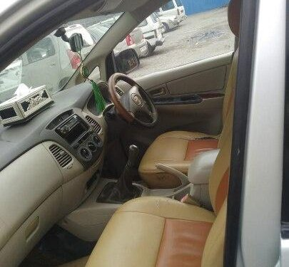 Used 2011 Toyota Innova 2.5 E Diesel MS 8-seater MT in Hyderabad