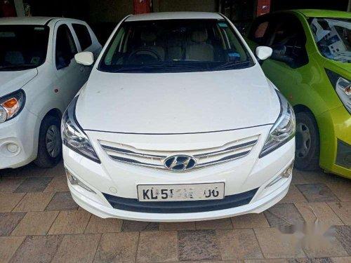2016 Hyundai Fluidic Verna MT for sale in Kannur