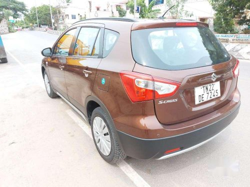 Used 2016 Maruti Suzuki S Cross MT for sale in Chennai