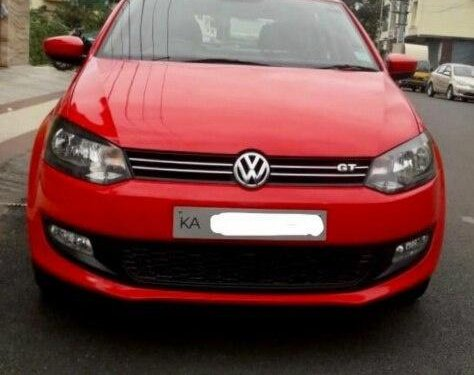 Used 2013 Volkswagen Polo GT TSI AT in Bangalore