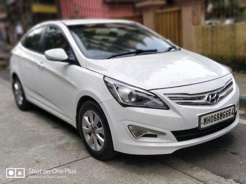 Used 2016 Hyundai Verna AT for sale in Mumbai