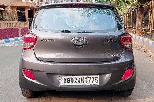 2015 Hyundai Grand i10 1.2 Kappa Sportz BSIV MT in Kolkata