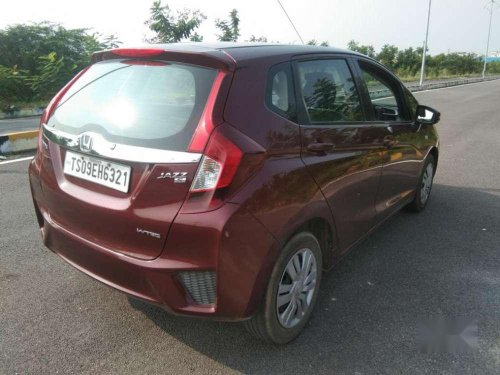 Used 2015 Honda Jazz S MT for sale in Hyderabad-4
