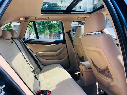 2014 BMW X1 sDrive20d AT in Ahmedabad