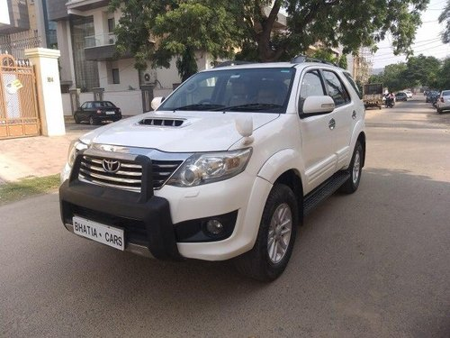 2012 Toyota Fortuner 4x4 MT for sale in Jaipur-9