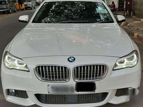 2017 BMW 5 Series 520d Luxury Line AT for sale in Erode