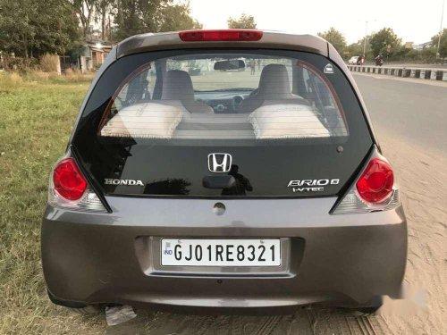 2014 Honda Brio MT for sale in Ahmedabad