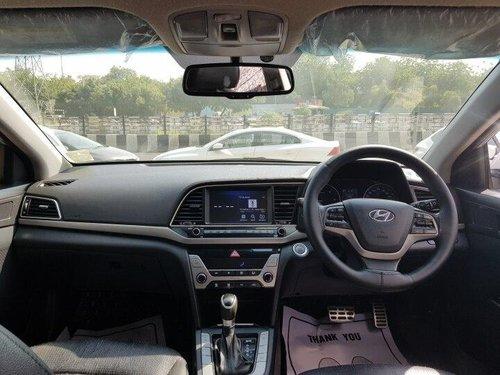 2016 Hyundai Elantra 1.6 SX Option AT in Ahmedabad
