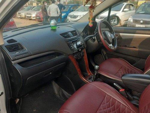 Used 2017 Maruti Suzuki Ertiga SHVS VDI MT in Hyderabad