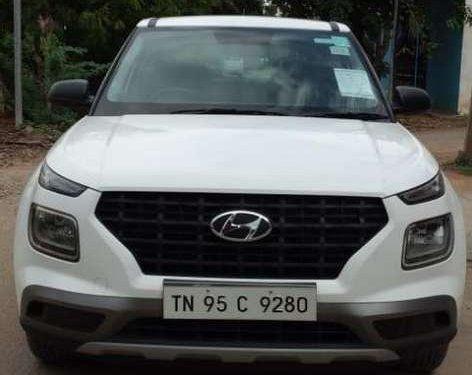 Used 2019 Hyundai Venue MT for sale in Madurai