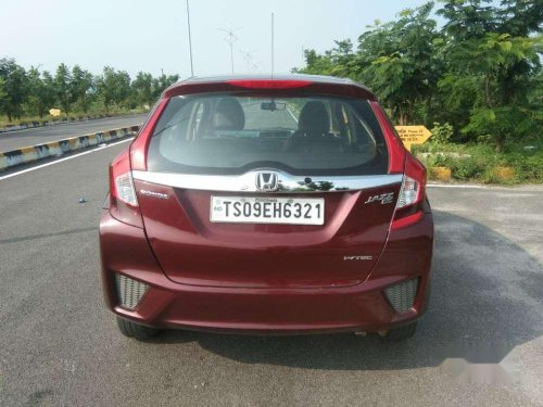 Used 2015 Honda Jazz S MT for sale in Hyderabad