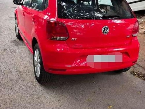 2017 Volkswagen Polo GT TSI MT for sale in Hyderabad