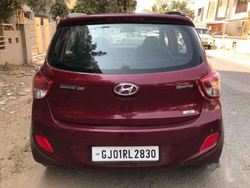 2015 Hyundai Grand i10 Sportz MT for sale in Ahmedabad