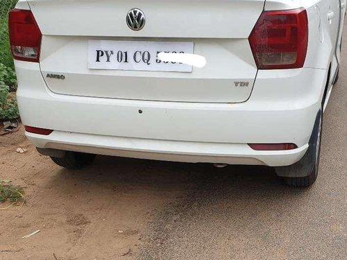 Volkswagen Ameo Tdi Comfortline, 2017, Diesel MT in Pondicherry