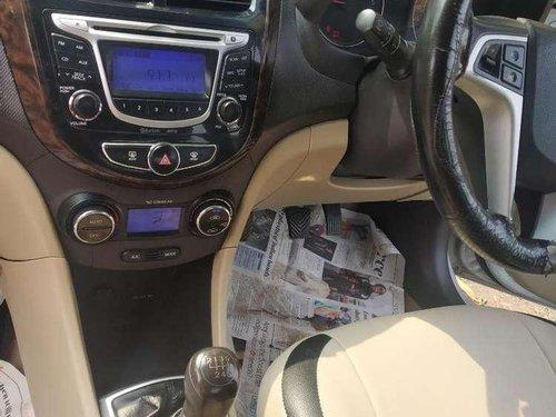 2014 Hyundai Fluidic Verna MT for sale in Thane