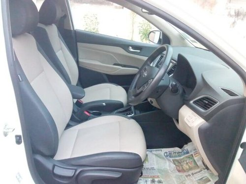 2020 Hyundai Verna CRDi MT for sale in Coimbatore