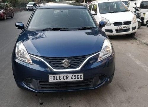Maruti Suzuki Baleno 2018 MT for sale in New Delhi