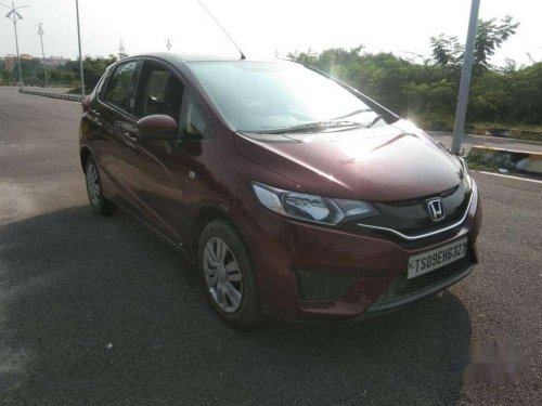 Used 2015 Honda Jazz S MT for sale in Hyderabad-10