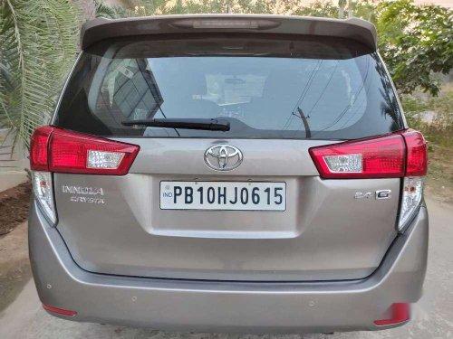 Used 2020 Toyota Innova Crysta MT for sale in Ludhiana