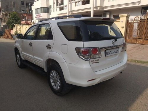 2012 Toyota Fortuner 4x4 MT for sale in Jaipur