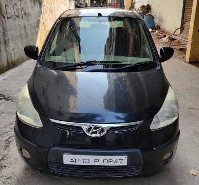2008 Hyundai i10 Sportz 1.2 MT in Hyderabad