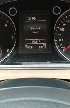 2012 Volkswagen Passat Diesel Comfortline 2.0 TDI MT in Coimbatore