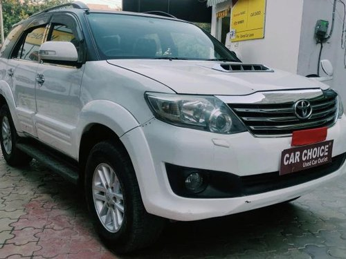 2014 Toyota Fortuner 4x2 4 Speed AT in Jaipur