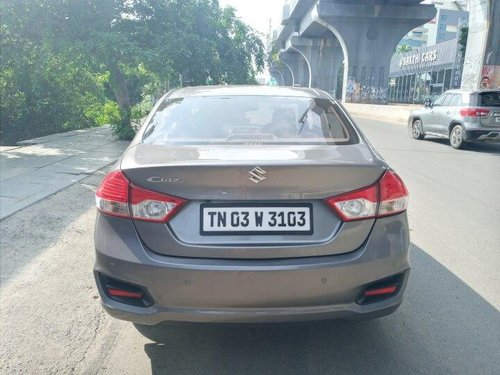 2018 Maruti Suzuki Ciaz Zeta MT for sale in Chennai
