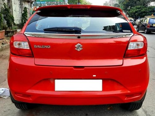 Maruti Suzuki Baleno Zeta CVT 2018 AT for sale in Mumbai