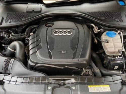 Used 2013 Audi A6 2011-2015 AT for sale in Pune