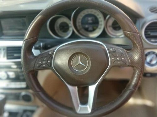 2014 Mercedes Benz C-Class 220 CDI AT in Agra