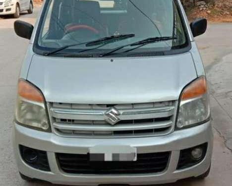 Used 2006 Maruti Suzuki Wagon R LXI MT in Hyderabad