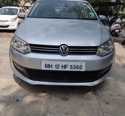 2011 Volkswagen Polo Petrol Highline 1.2L MT in Pune