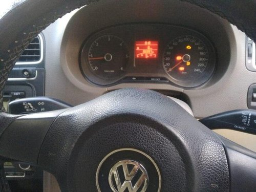 2011 Volkswagen Vento Diesel Highline MT for sale in Hyderabad