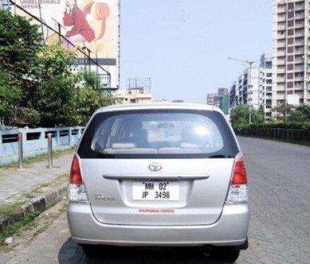 Used 2008 Toyota Innova 2004-2011 MT for sale in Mumbai