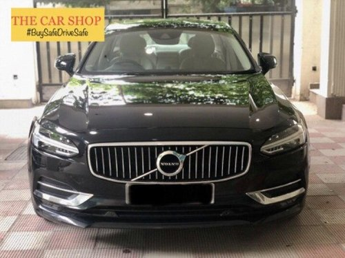 Used 2017 Volvo S90 D4 Inscription AT in Hyderabad