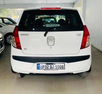 Used 2010 Hyundai i10 Sportz 1.2 MT for sale in Lucknow