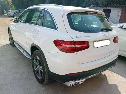 Used Mercedes Benz GLC 2017 AT for sale in Chandigarh