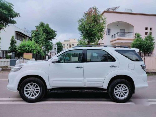 Used Toyota Fortuner 4x2 Manual 2012 MT in Ahmedabad