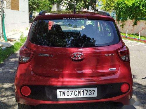 Used 2018 Hyundai Grand i10 MT for sale in Chennai